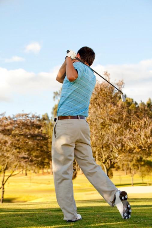 fitness corner golf
