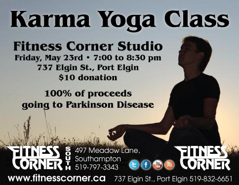 Karma Yoga Class - Fitness Corner