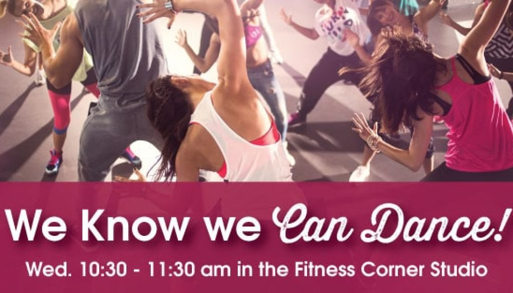 We Knnow we Can Dance - Fitness Corner