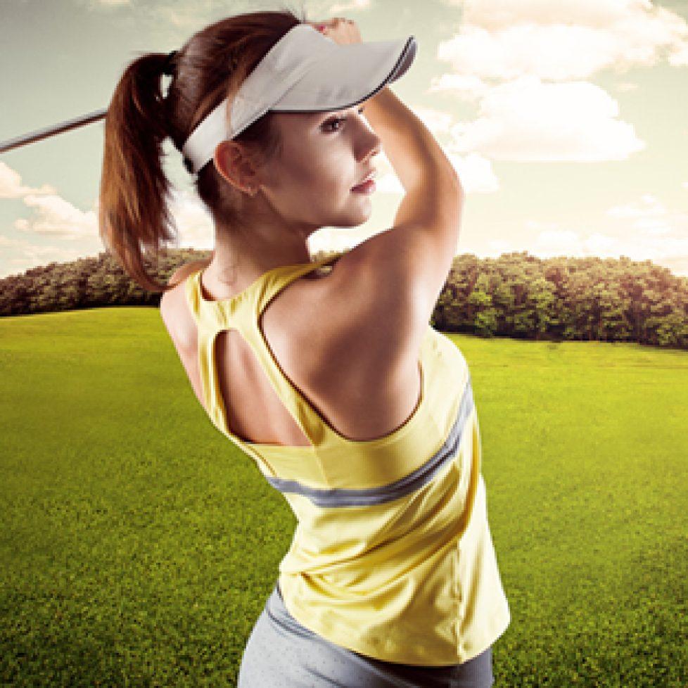 golf fitness corner