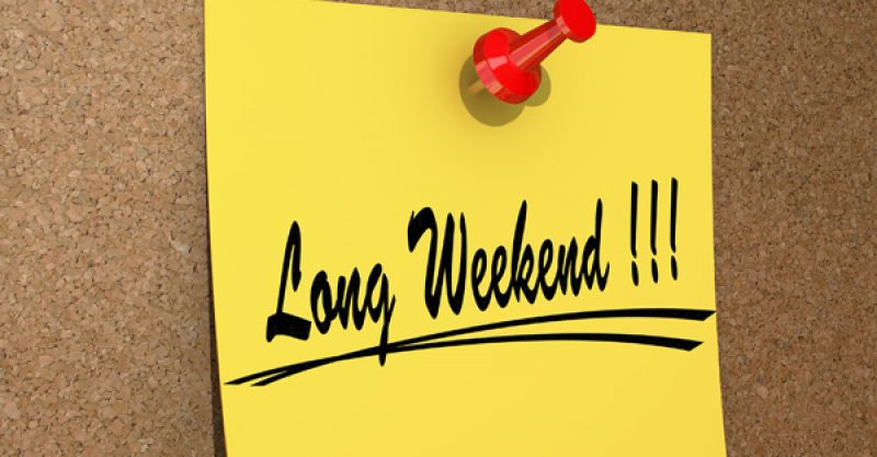 long-weekend