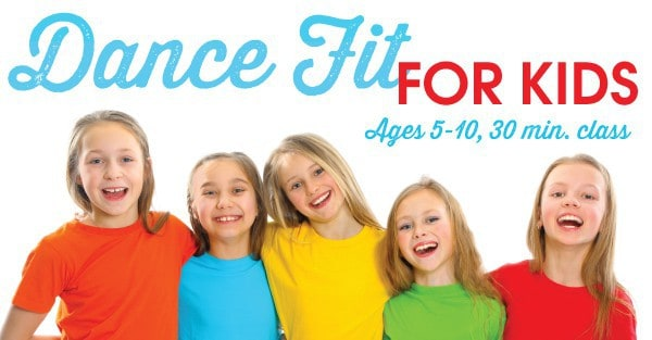 Dance Fit for Kids! Tuesdays at 5:30 pm!