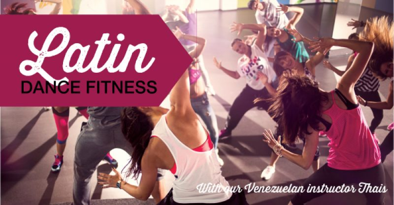 Latin Dance Fit Zumba port elgin ontario