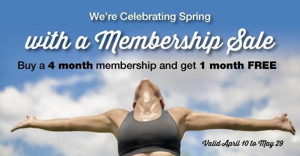 Port Elgin Fitness Membership Sale