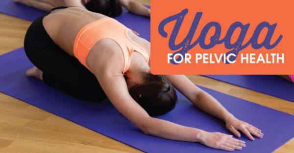 pelvic floor yoga