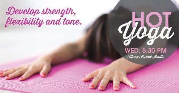 hot yoga southampton pntario