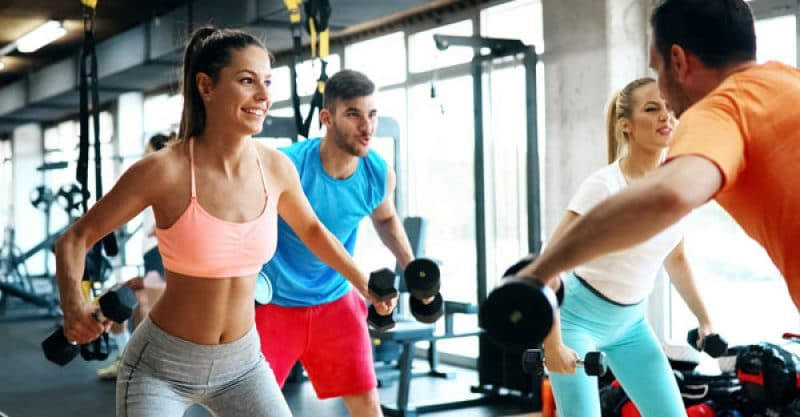 Functional Interval Fitness