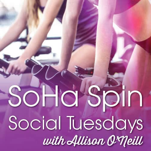 So Ha Spin Social Tuesdays