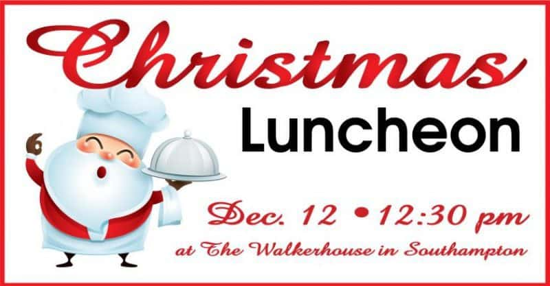 Fitness Cornr Christmas Luncheon